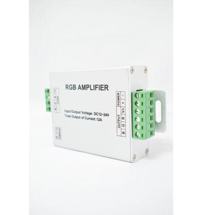 AMPLIFICATOR BANDA LED RGB 12A 12V