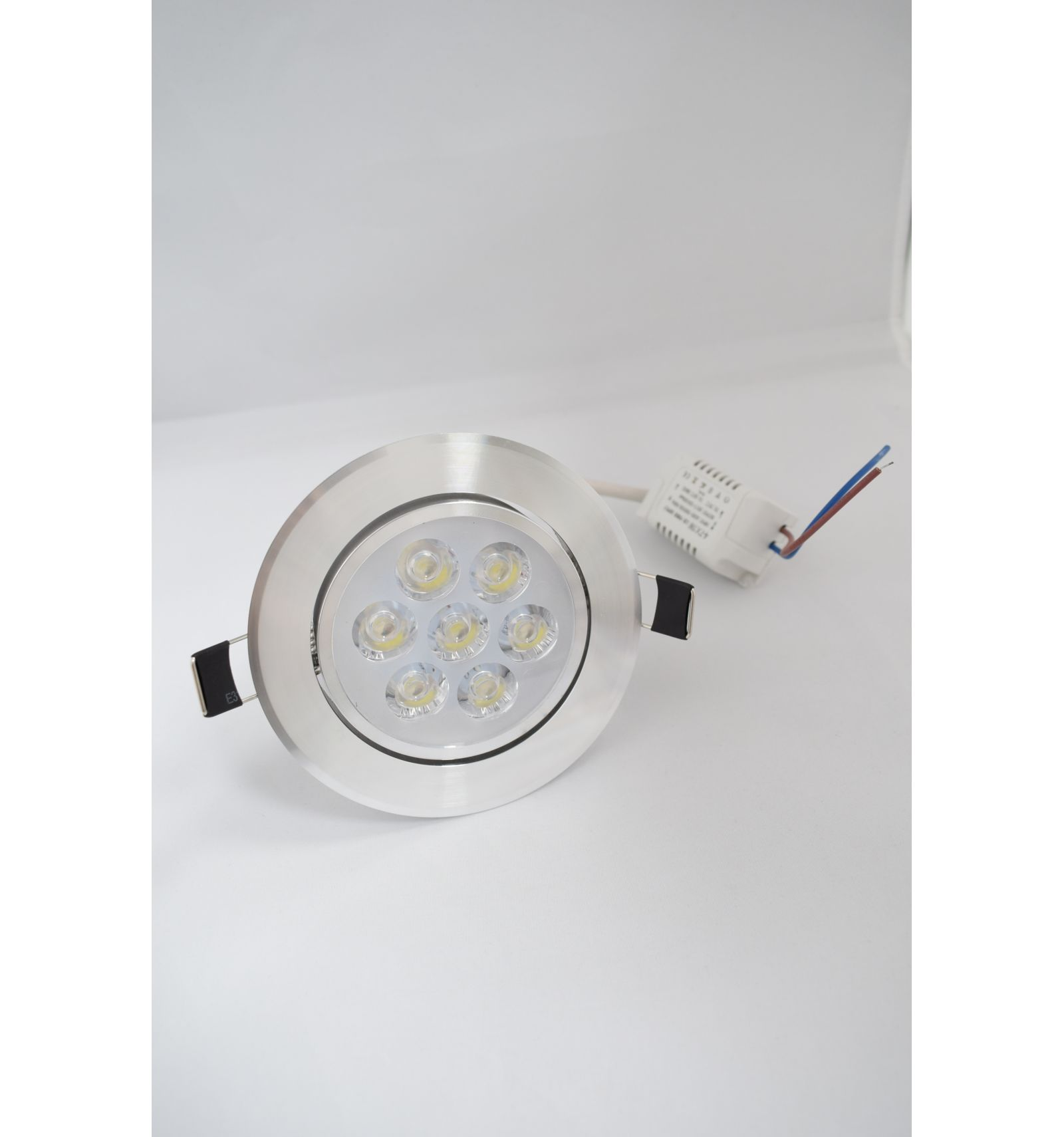 Spot led incastrabil 7w 230v for Lampade led 220v