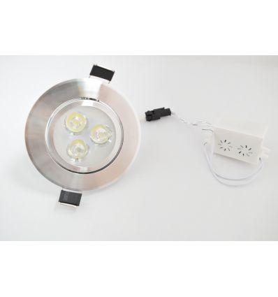 SPOT LED INCASTRABIL 3W