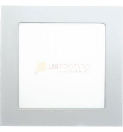 SPOT LED 12W PATRAT RAMA ALBA