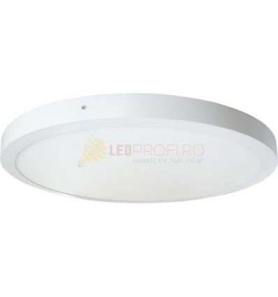 PANOU LED 48W Ø 600 MM APLICAT
