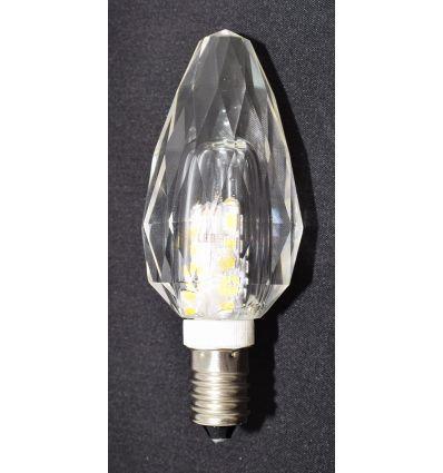 BEC LED E14 7W LUMANARE