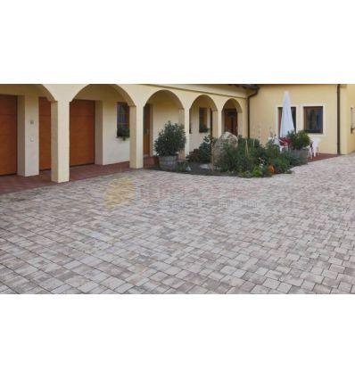 Pavaj Appia Antica Antichizat