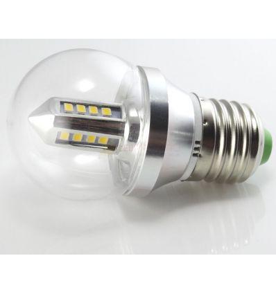 BEC LED 5W E27 GLOB ALB RECE