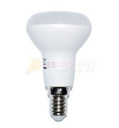 BEC LED E14 8W/230V/6400K ALB RECE