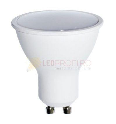 BEC LED GU10/8W/230V/2700K ALB CALD