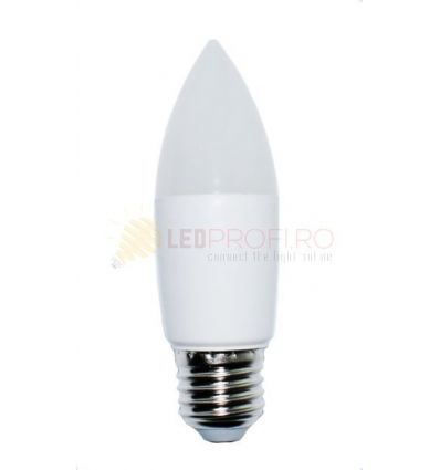 BEC LED LUM 9W/E27/6400K ALB RECE