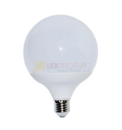 BEC LED GLOB 18W/E27/6400K ALB RECE