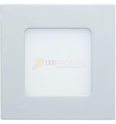 SPOT LED SLIM ROTUND 3W/6400K ALB RECE