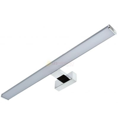CORP LED BAIE INOX IP44 12W ALB NATURAL