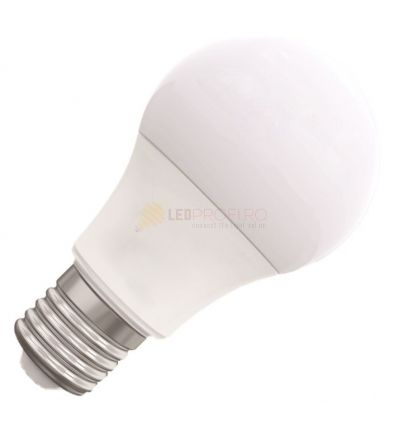 BEC LED GLOB 7W E27 6400K ALB RECE