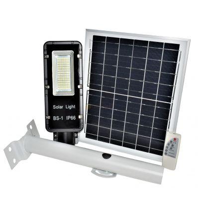 LAMPA STRADALA LED IP67 45W SMD CU PANOU SOLAR