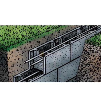 BOLTARI - de zidarie, fundatie si stalp