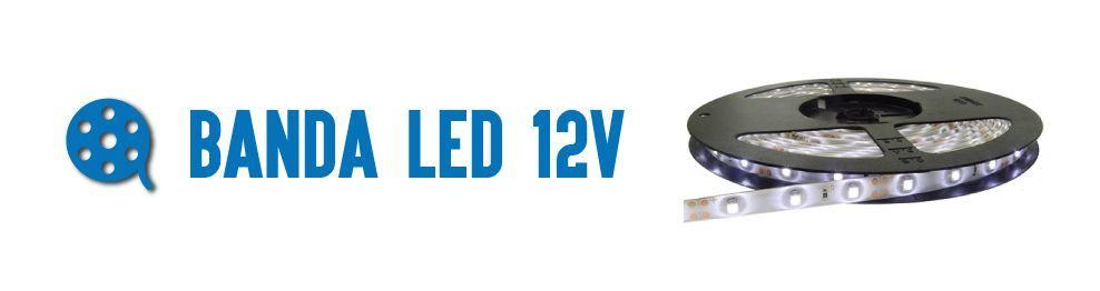 Banda cu LED 12V