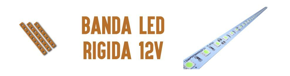 Banda LED Rigida