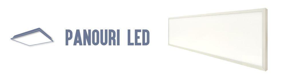 Panouri cu LED